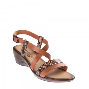 Sandale dama LE SOFT 3001BROWN